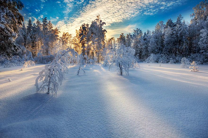 Где отдохнуть в России зимой?