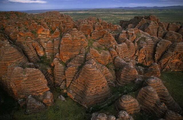 Полосатые горы Бангл-Бангл, Австралия