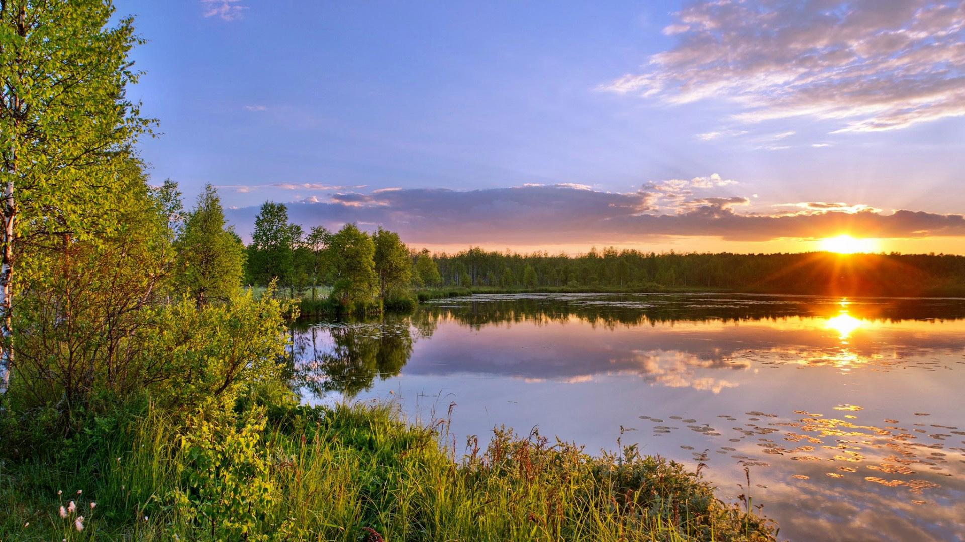 Самые экологически чистые места России