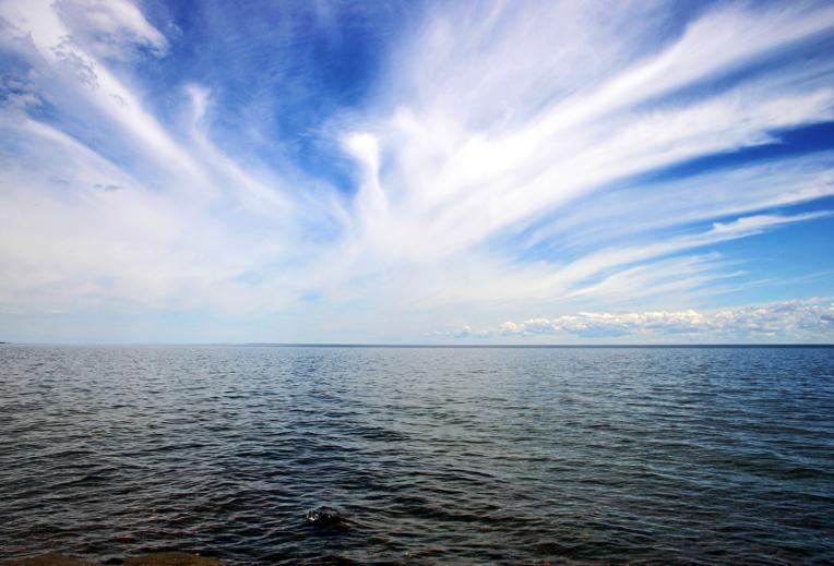 Самые крупные озера мира