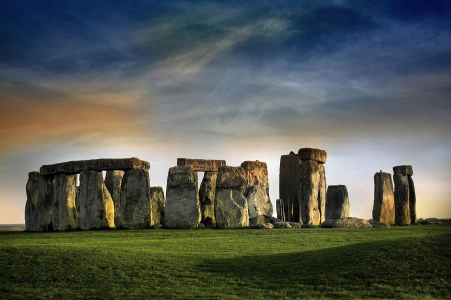 Англия: Откуда взялся Стоунхендж?